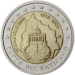 Vaticano 2€ Cidade do Vaticano 2004