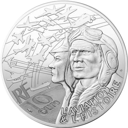 França 10€ Transall 2018