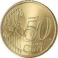 São Marino 50 Cêntimos Corrente 2020